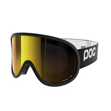 POC고글 1718 POC Retina BIG Black/Gold