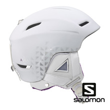 살로몬 스키헬멧 SALOMON AURA C.AIR WHITE