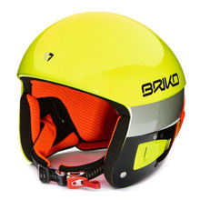 브리코헬멧 VULCANO FIS 6.8 YELLOW FLUO ORANGE FLUO