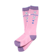 아동 스키양말 1718 PHENIX Heart Girl's Socks PK