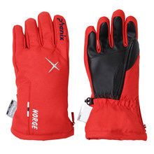 아동스키장갑 1718 PHENIX Norway Team Kid's Gloves RD