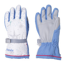 아동스키장갑 1718 PHENIX SNOW CRYSTAL KIDS GLOVE WT