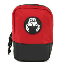 크랩그랩 바인딩 백 CRAB GRAB BINDING BAG BLACK/RED