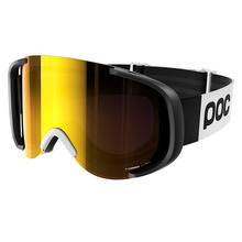 POC 고글 Cornea Black Gold Mirr