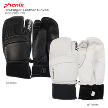 스키장갑 1819 피닉스 TRI-FINGER LEATHER GLOVES