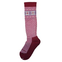 아동스키양말 1819 PHENIX Snow Crystal Girl Sock PK