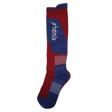 아동 스키양말 1819 PHENIX Color Block Boy Socks RD
