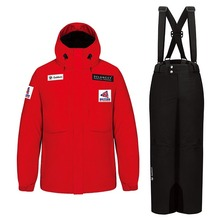 골드윈 아동 스키복 1819 GOLDWIN JUNIOR SKI DOWN JKT RED+ALPINE PANT