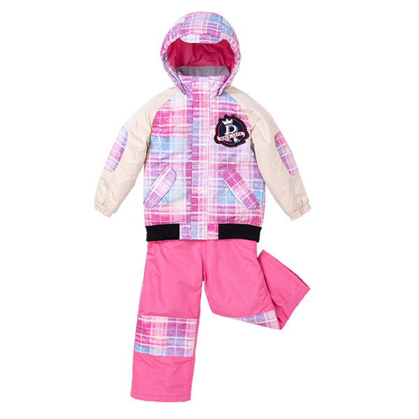 ONYONE 스키복 1819 TODDLER SUIT PINK