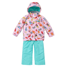ONYONE 스키복 1819 TODDLER SUIT STRAWBERRY MIMT
