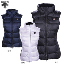 데상트스키복 DESCENTE D8-9703 ISLA WOMEN DOWN VEST