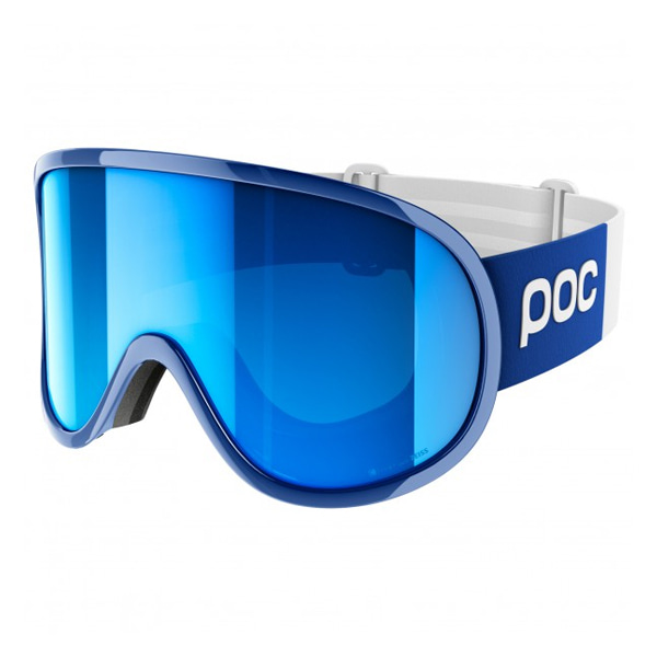 스키고글 1819 POC Retina Big Clarity Comp lead blue/blue