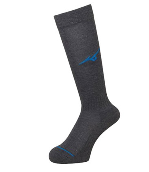 2021 미즈노 아동스키양말 JUNIOR BREATH THERMO LONG SOCKS 08